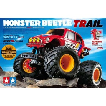 MONSTER BEETLE TRAIL 4WD...