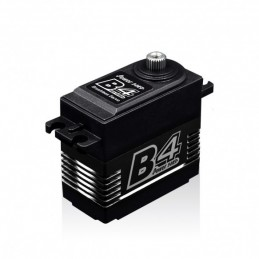 Power HD B4 HV,MG, Brushless, Alu heat sink, (25 KG/0.085 SEC)
