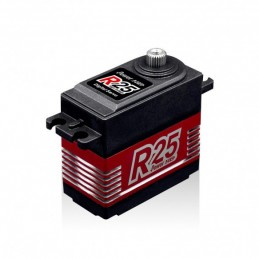 SERVO HD R25 MG CORELESS 6/7,4V (25.0KG/0.10SEC)