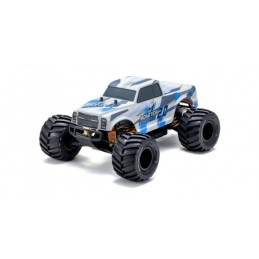 Kyosho Monster Tracker 2.0 1:10 RC EP Readyset (T1 Blu - KT232P)