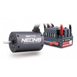 COMBO ORION NEON 8 WP (4P/2100KV/AXE 5MM/R8 WP 130A 65116)
