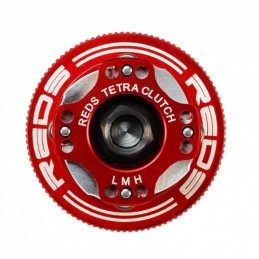Clutch Tetra V3 34mm adjustable 4 shoes without bell