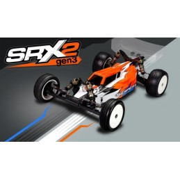 Serpent Spyder SRX2 Gen3 carpet  1/10 Buggy